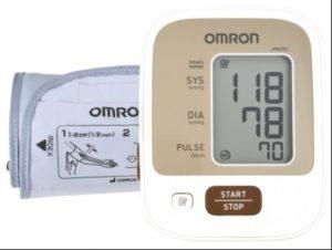OMRON JPN500手臂式血壓計