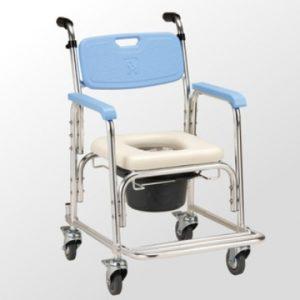 不鏽鋼洗澡便器椅